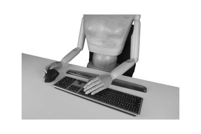 Bild Ergonomisch arbeiten im Büro – Arbeitsmittel für deine Hände