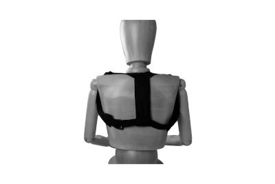 Bild Geradehalter und Schultergurte zur Haltungskorrektur für den Nacken und Schulterbereich