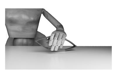 Bild Handtrainer für ein wirkungsvolles Training der Muskeln rund um die Hand und den Arm