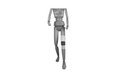 Bild Kniebandagen zur Stütze des Gelenks und bei Verspannungen der Muskeln