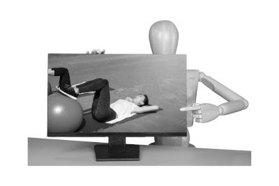 Bild Online Rückentraining – so einfach geht es zuhause