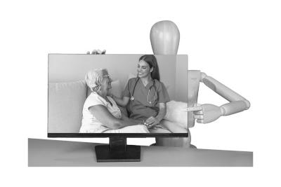 Bild Beratung und Unterstützung durch die Pflegeberatung nutzen