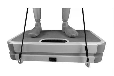 Bild Fitnessgeräte für die Tiefenmuskulatur: Vibrationsplatte oder Schwingstab?