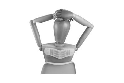 Bild Wärmepflaster und Wärmegürtel für die Tiefenwärme zur Wärmebehandlung