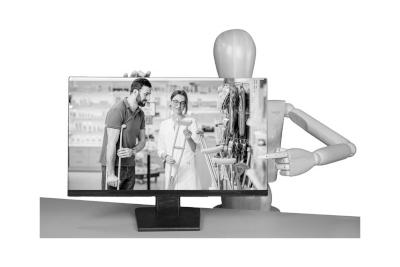 Bild Berater für Hilfsmittel und Orthopädietechniker