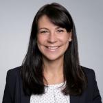 Das Foto zeigt Jessica Helten, Wissenschaftliche Mitarbeiterin am Lehrstuhl für Sozial- und Gesundheitswissenschaften des Sports an der Universität Bayreuth