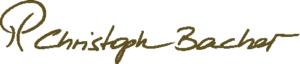 Logo Christoph Bacher